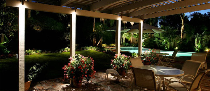 Landscape Lighting Design pretoria